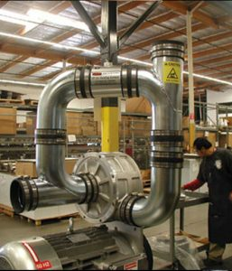 Pipe heating system